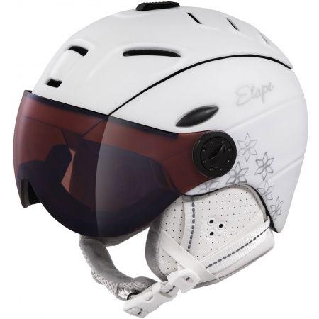 Etape GARCE PRO - Women's ski helmet with a visor