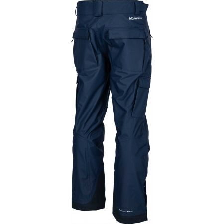 Pánské lyžařské kalhoty - Columbia RIDGE 2 RUN III PANT - 3