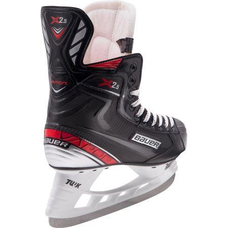 Łyżwy hokejowe - Bauer VAPOR X2.5 SKATE JR - 3
