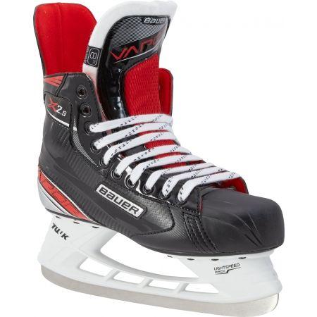 Łyżwy hokejowe - Bauer VAPOR X2.5 SKATE JR - 2