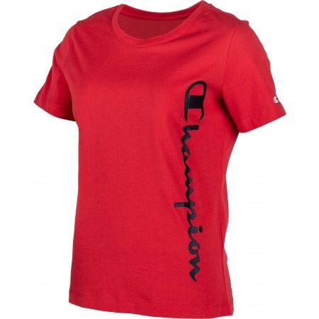 Dámské tričko - Champion CREWNECK T-SHIRT - 2