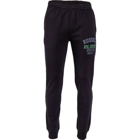 "Pánske tepláky - Russell Athletic CUFFED PANT ""ATHL. DIVISION"" - 2"