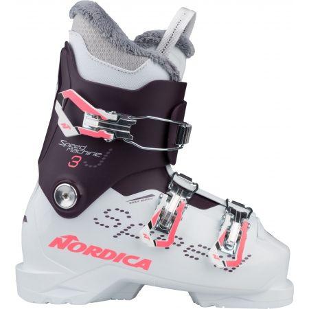 Nordica SPEEDMACHINE J 3 - Detská lyžiarska obuv