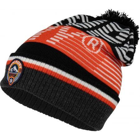 Superdry DOWNHILL BEANIE - Мъжка шапка