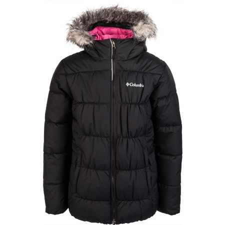 Dievčenská lyžiarska bunda - Columbia GYROSLOPE JACKET™ - 1