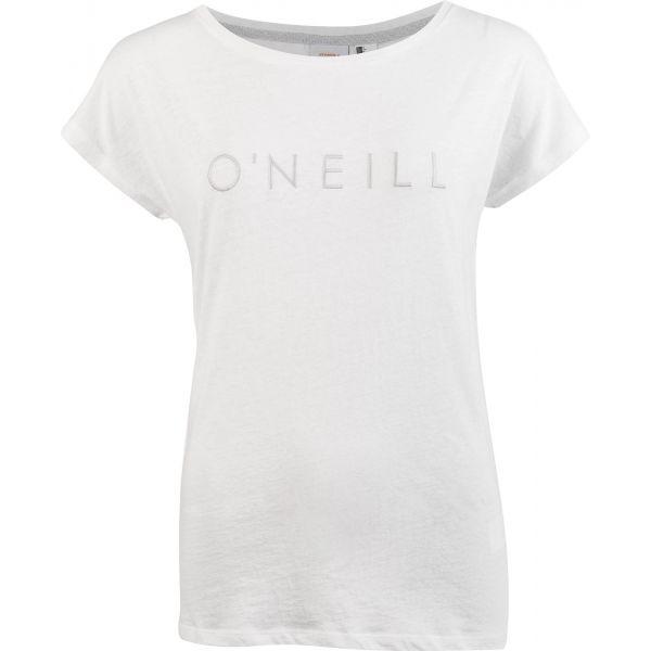 O'Neill LW ESSENTIALS LOGO T-SHIRT fehér M - Női póló