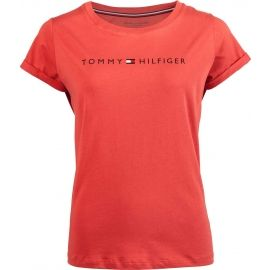 Tommy Hilfiger RN TEE SS LOGO - Dámske tričko