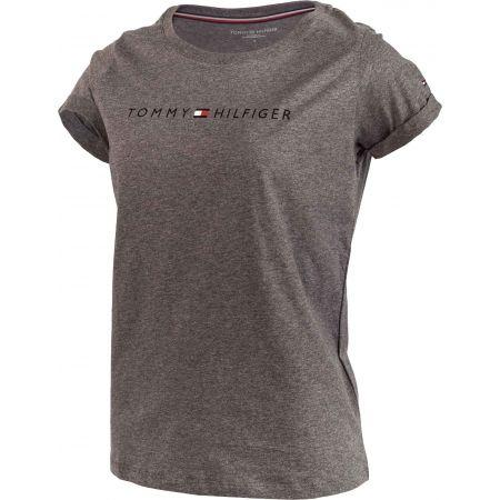 Dámske tričko - Tommy Hilfiger RN TEE SS LOGO - 2