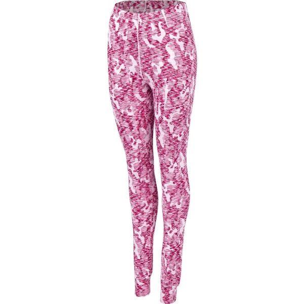 Arcore LILIAN rózsaszín M - Női termo nadrág