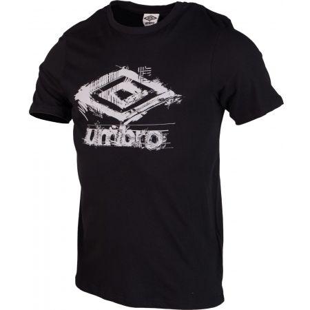 Pánské triko - Umbro SCUFF LOGO GRAPHIC TEE - 2