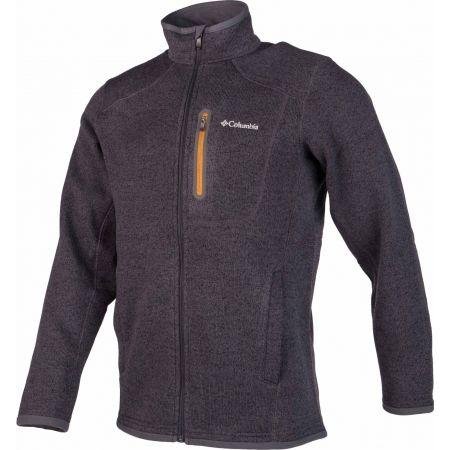 Men's sweatshirt - Columbia ALTITUDE ASPECT FULL ZIP - 2
