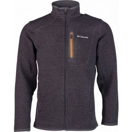 Columbia ALTITUDE ASPECT FULL ZIP - Herren Sweatshirt