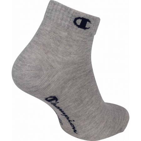 Unisex ponožky - Champion ANKLE SOCKS LEGACY  X3 - 4