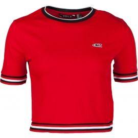 O'Neill LW SPORT STRIPE RIB TEE - Дамска тениска