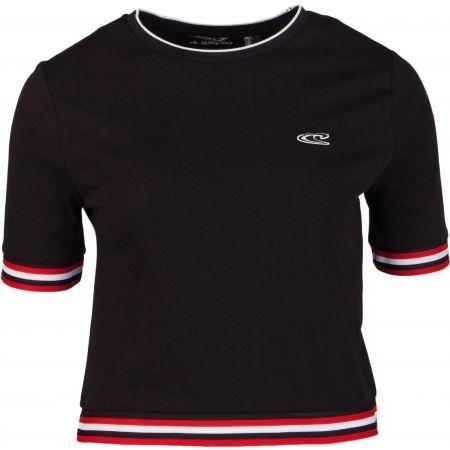 O'Neill LW SPORT STRIPE RIB TEE - Dámské tričko