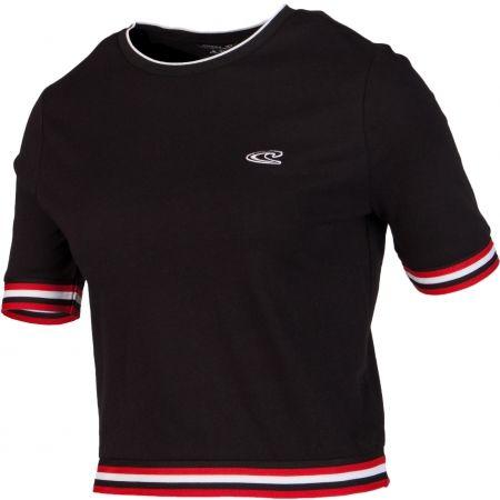 Dámske tričko - O'Neill LW SPORT STRIPE RIB TEE - 2