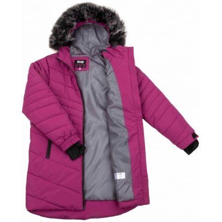 Зимно палто за момичета - Loap OKTANA - 3
