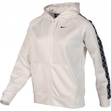 Dámská mikina - Nike NSW HOODIE FZ LOGO TAPE - 2