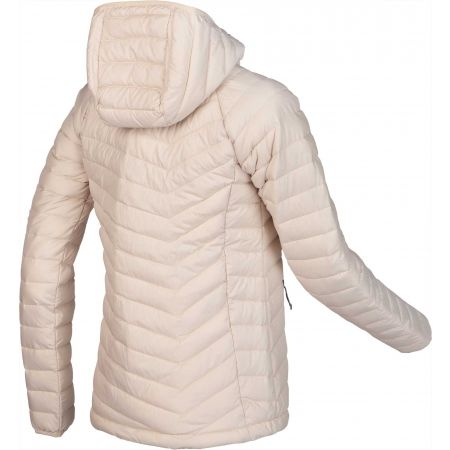 Dámska bunda - Columbia POWDER LITE HOODED JACKET - 3