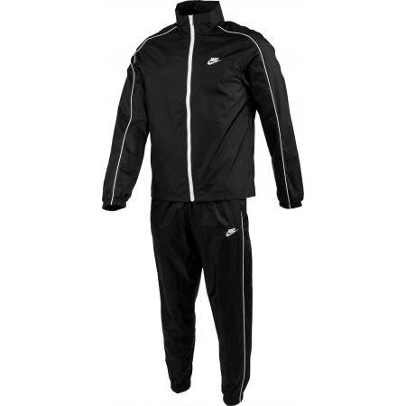Pánska  športová súprava - Nike NSW CE TRK SUIT WVN BASIC M - 2