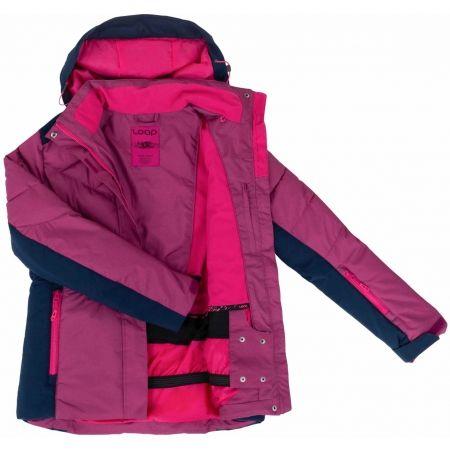 Dámská lyžařská bunda - Loap OTHELA - 3
