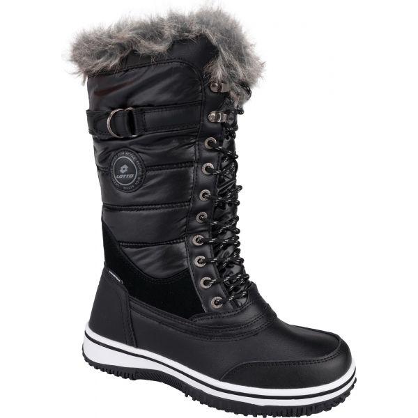 Lotto CAPRI fekete 36 - Női téli cipő