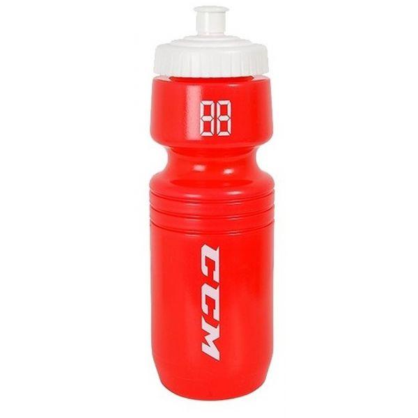 CCM BOTTLE 0,7L RED  NS - Sportkulacs
