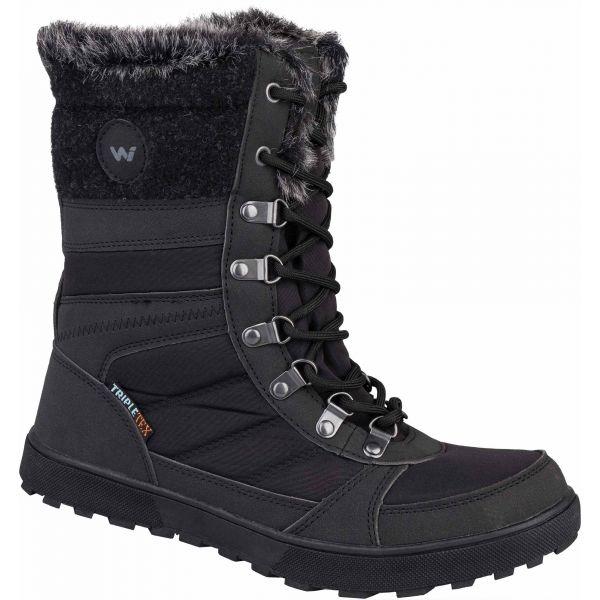 Willard CALIPSO čierna 41 - Dámska zimná obuv