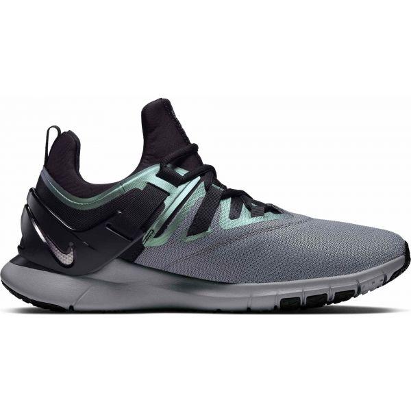 Nike FLEXMETHOD TR 2 sivá 11.5 - Pánska tréningová obuv
