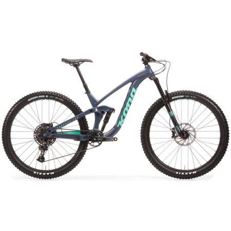 Kona PROCESS 153 29 - Celoodpružené horské kolo