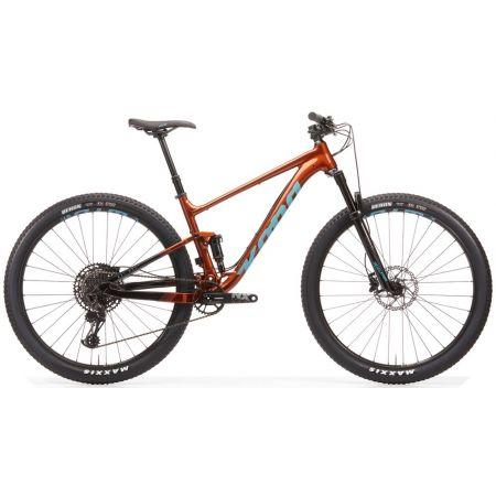 Kona HEI HEI - Celoodpružené horské kolo