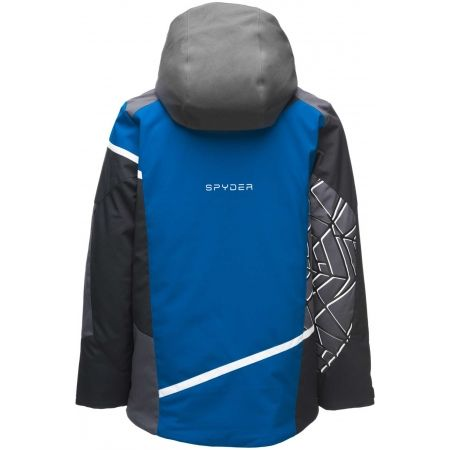 Chlapčenská bunda - Spyder CHALLENGER JACKET - 2