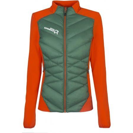 Rock Experience MATY HYBRID W JKT - Women's hybrid outdoor jacket