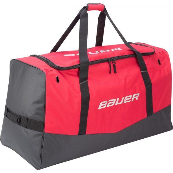 Bauer CORE CARRY BAG JR červená NS - Juniorská hokejová taška