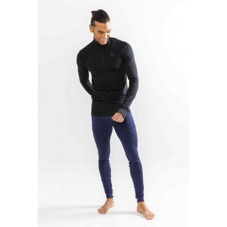 Мъжка функционална блуза - Craft FUSEKNIT COMFORT ZIP M - 6