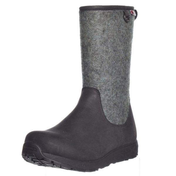 Ice Bug GROVE W MICHELIN WIC WOOLPOWER fekete 42 - Női téli cipő