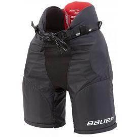 Bauer NSX PANTS YTH BLK - Detské hokejové nohavice