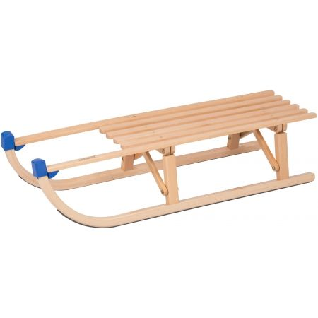 HS Sport WOODEN FOLD-UP SLEDGE - Fold-up sledge