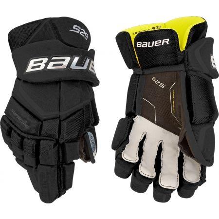 Bauer SUPREME S29 GLOVE SR - Хокейни ръкавици