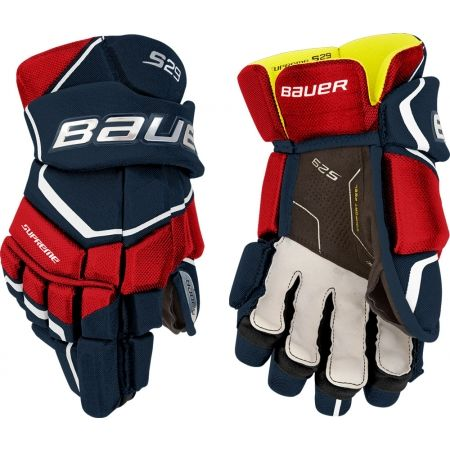Hokejové rukavice - Bauer SUPREME S29 GLOVE SR