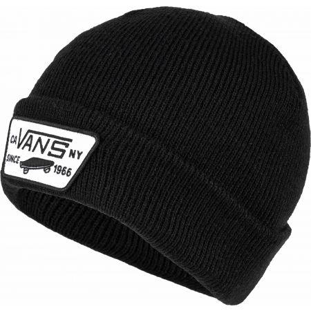 Мъжка зимна шапка - Vans MN MILFORD BEANIE - 1