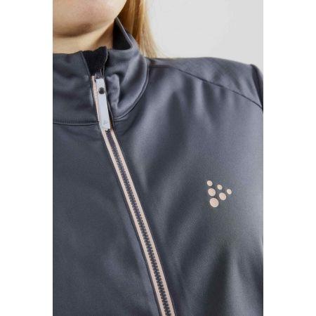 Dámská softshellová bunda - Craft WARM TRAIN - 4