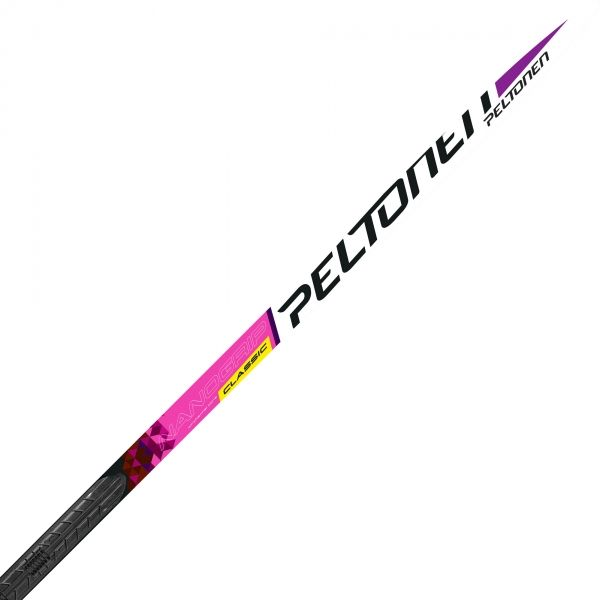Peltonen NANOGRIP FACILE W NIS + PERFORM CL - Dámske klasické bežecké lyže s podporou stúpania