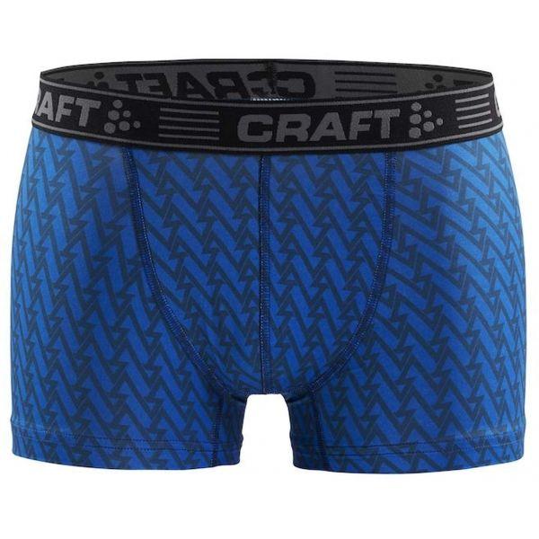 Craft GREATNESS 3 modrá XXL - Pánske funkčné boxerky