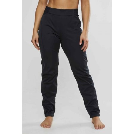 Дамски панталони със софтшел материя - Craft FORCE - 2