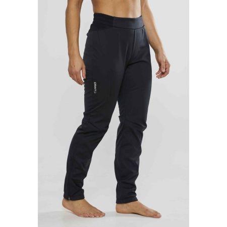 Дамски панталони със софтшел материя - Craft FORCE - 3