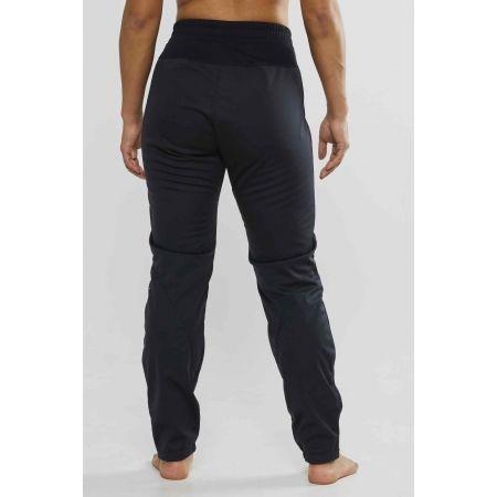 Дамски панталони със софтшел материя - Craft FORCE - 4