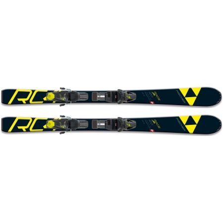 Ски за юноши - Fischer RC4 RACE JR.+FJ7 SLR - 5