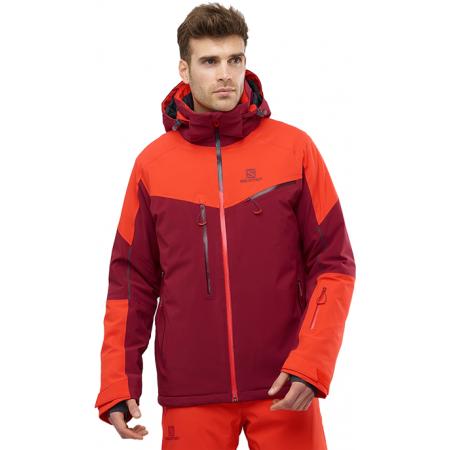 Pánská lyžařská bunda - Salomon ICESPEED JKT M - 2
