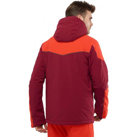 Pánská lyžařská bunda - Salomon ICESPEED JKT M - 3